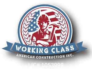 Working Class American Construction Logo