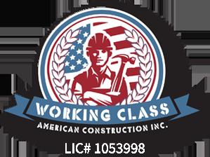 Working Class American Construction Logo